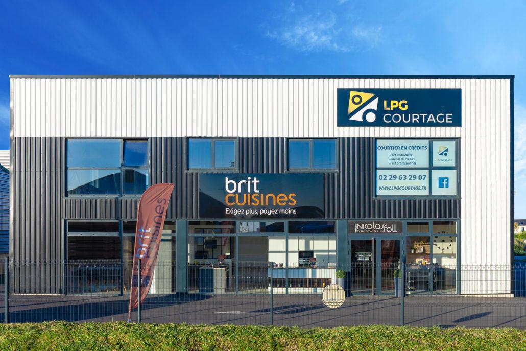 LPG COURTAGE - Agence Plouganiel - Courtier Finistère